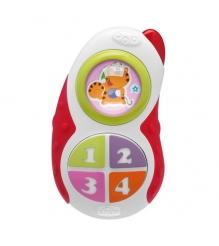 Игрушка музыкальная Chicco Детский телефончик 05183...