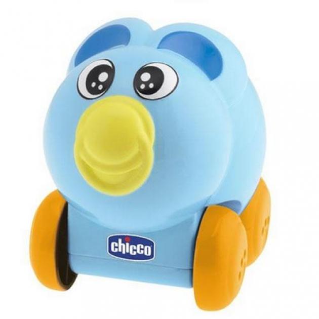 Музыкальная игрушка Chicco Go Go Music Display Box Зайчик 6995-4