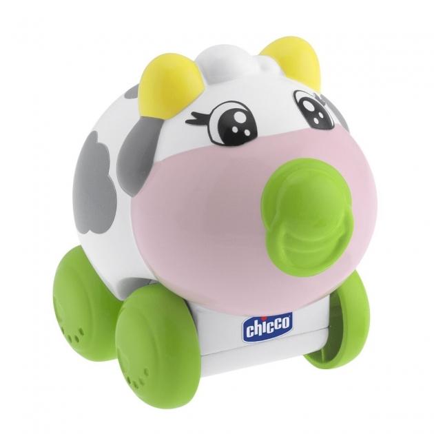 Музыкальная игрушка Chicco Go Go Music Display Box Коровка 6995-1