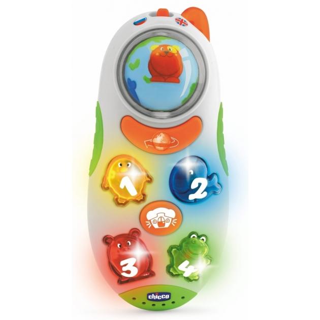 Детская игрушка Chicco Говорящий телефон 71408