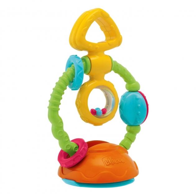 Развивающая игрушка для стульчика Chicco Кручу верчу 69029