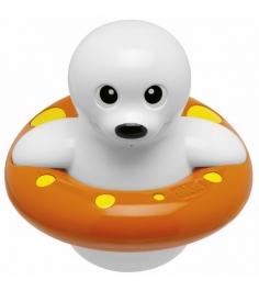 Игрушка для ванны пластиковая Chicco Морской котик 5191...