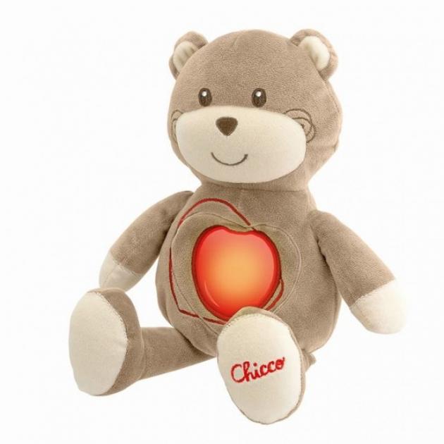 Мягкая развивающая игрушка Chicco Мишка Sweetheart 60049CH