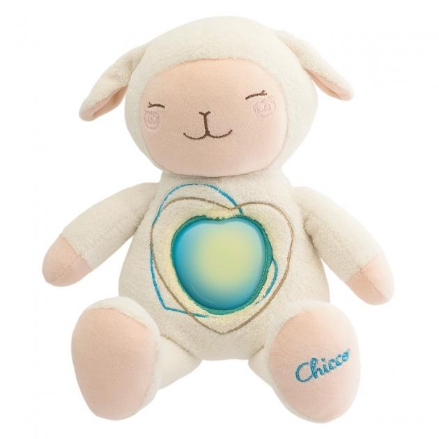 Мягкая развивающая игрушка Chicco Овечка Sweetheart 60048CH