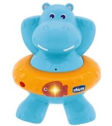 Игрушка для ванны Chicco Счастливый бегемотик 70306...