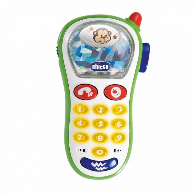 Игрушка музыкальный телефон Chicco 60067