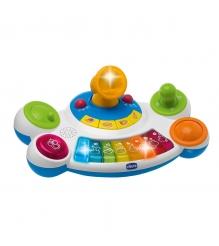 Игрушка музыкальные инструменты Chicco Пианино DJ Mixer 60077