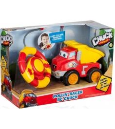 Радиоуправляемая машина Чак и его друзья с рулем 9...