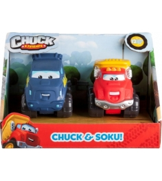 Машинка Чак и его друзья 8 см 92740...