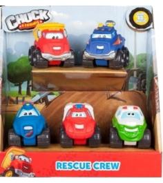 Машинка Чак и его друзья 5 см 92745...