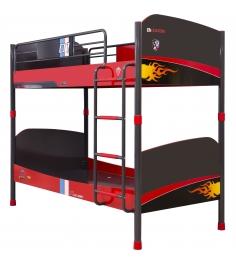 Детская двухъярусная кровать Cilek Champion Racer 20.35.1401.00...