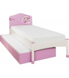 Выдвижное спальное место для кровати Cilek SL Princess 20.08.1304.00 90х190 см...