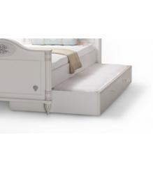 Выдвижное спальное место для кровати Cilek Romantic 20.21.1303.00 90x190 см...