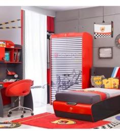 Детская комната Cilek Champion Racer