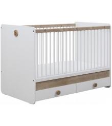 Кроватка для новорожденных Cilek Natura Baby 20.31.1009.01 70x130 см...