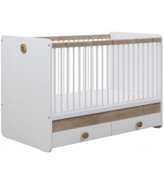 Кроватка для новорожденных Cilek Natura Baby 20.31.1009.01 70x130 см