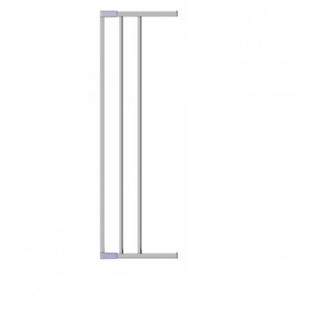 Дополнительная секция к воротам Clippasafe серебристый CL139/2S