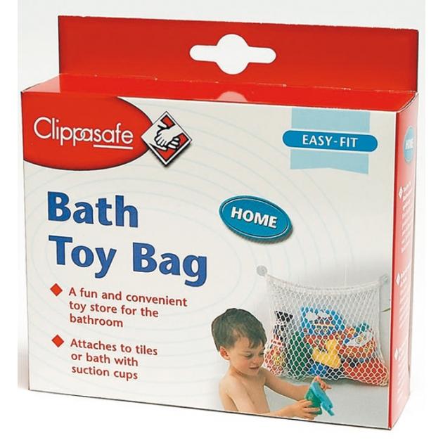 Сумка для игрушек в ванную Clippasafe CL45ru