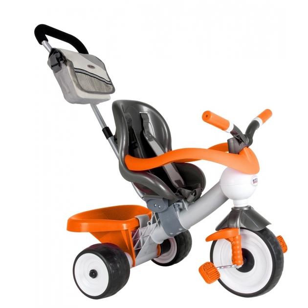 Детский трехколесный велосипед Coloma Comfort Angel Aluminium 889