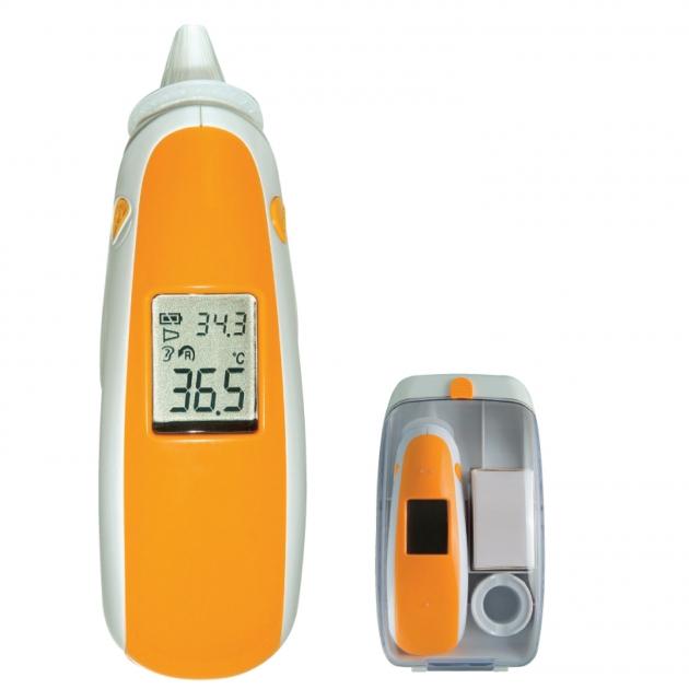 Детский термометр инфракрасный электронный ушной Combi 396201