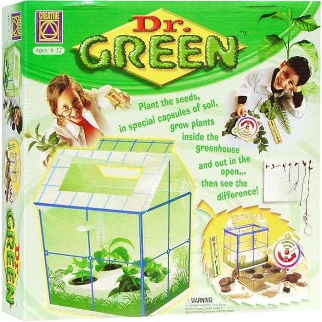 Набор для выращивания растений Creative Ботаник 5224
