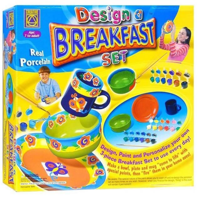Набор для творчества Creative Красивый завтрак 5345