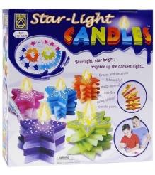 Набор для творчества Creative Звездные свечи 5474
