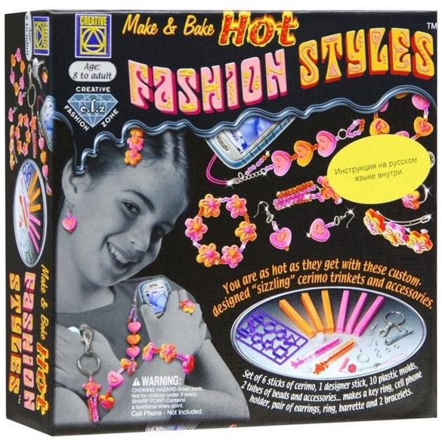 Набор для творчества Creative Ультра модные фенечки 5485