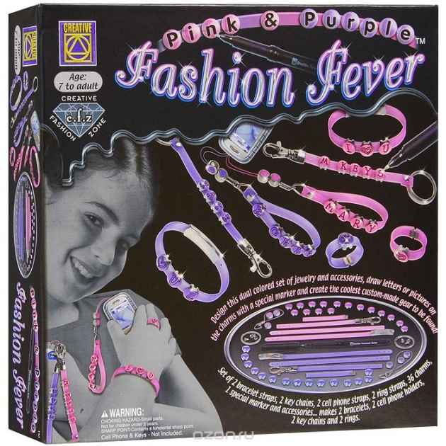 Набор для творчества Creative Модная лихорадка 5489