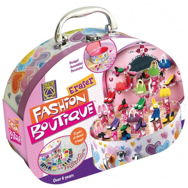 Набор для детского творчества Creative 5903 Бутик дизайнерской одежды