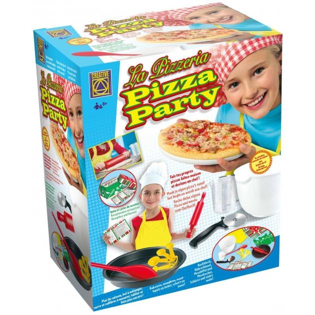 Набор для творчества Creative Готовим пиццу 5920