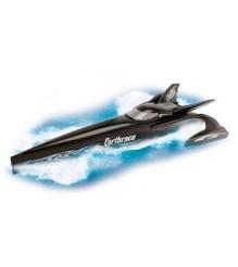 Игрушка гоночная лодка на батарейках Dickie 28 см черная 7266824...