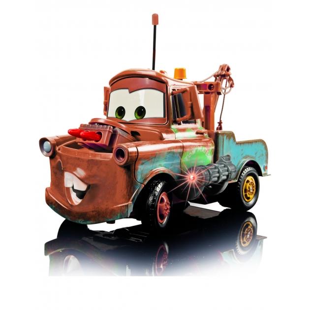 Игрушка из мультфильма Тачки Dickie Мэтр 29 см на радиоуправлении 3089507