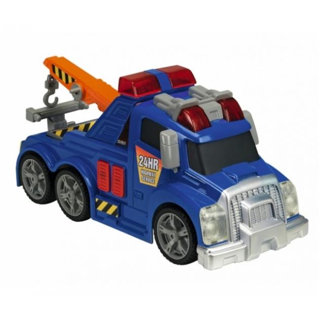 Эвакуатор Dickie грузовик для буксировки 37 см со светом и звуком 3418339