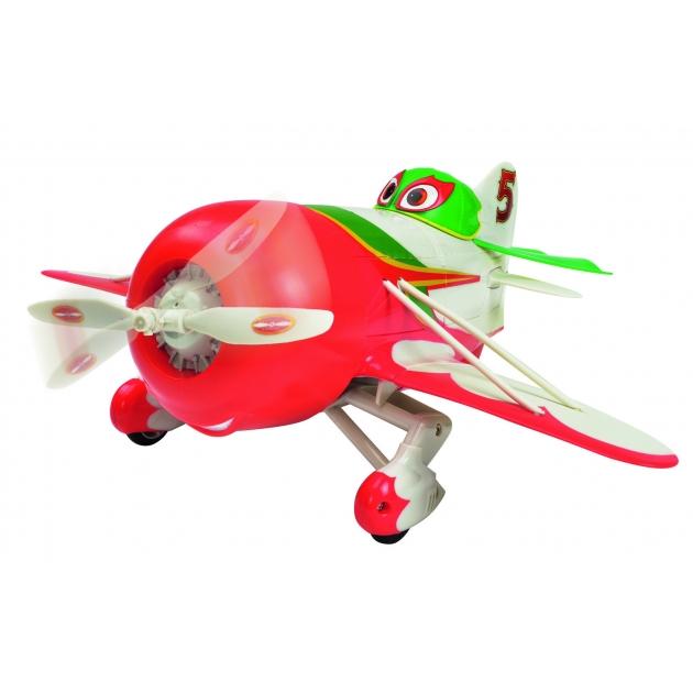 Игрушка из мультфильма Самолеты Dickie Чупакабра 27 см на радиоуправлении 3089804