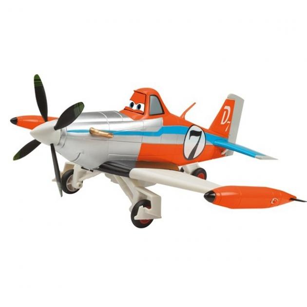Игрушка из мультфильма Самолеты Dickie Дасти 7 см с пусковым механизмом 3089800