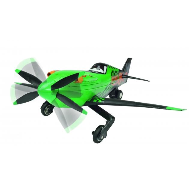 Игрушка из мультфильма Самолеты Dickie Рипслингер 31 см на радиоуправлении 3089805