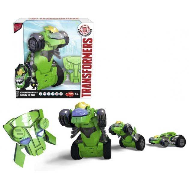 Интерактивная игрушка Dickie Toys Transformers Grimlock
