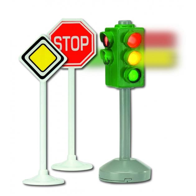 Дорожные знаки игрушки Dickie 3313047