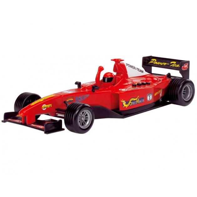 Детская гоночная машинка Dickie Formula Car красная 3313762
