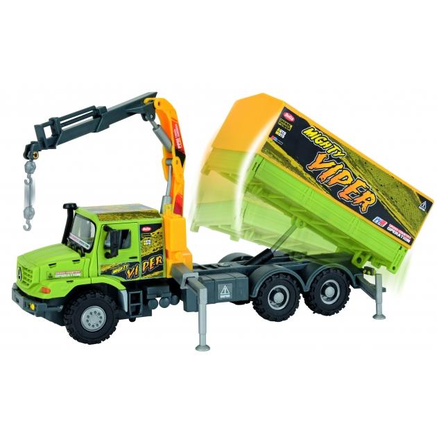 Игрушка грузовик Dickie Погрузчик 3314551