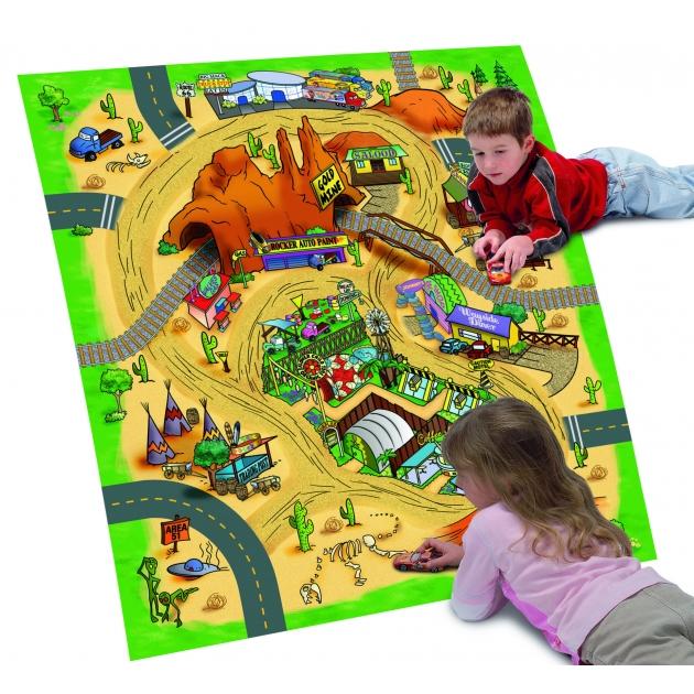 Игровой коврик Dickie Пустыня 3315314