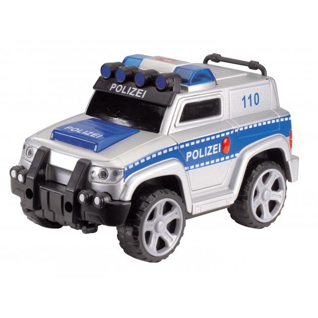 Полицейский внедорожник Dickie со светом и сигнальной сиреной 3353590