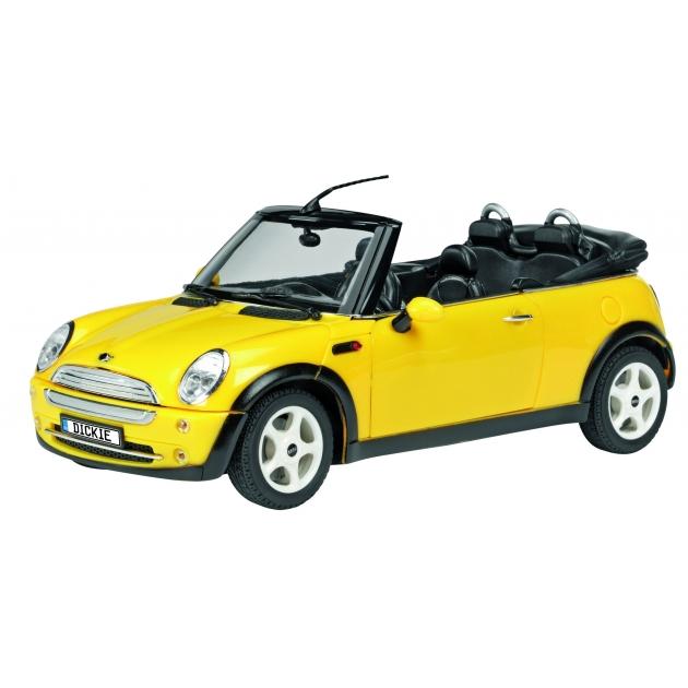 Детская машинка Dickie Машинка Road Fun 23 см желтая 3314849