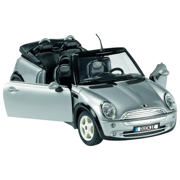 Детская машинка Dickie Машинка Road Fun 23 см серая 3314849