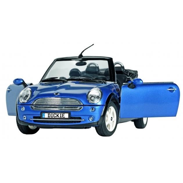 Детская машинка Dickie Машинка Road Fun 23 см синяя 3314849