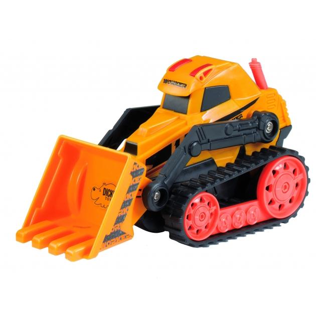 Городская спецтехника Dickie Гусеничный трактор с ковшом 13 см 3415181