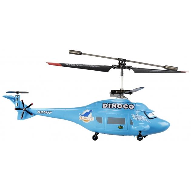 Игрушка из мультфильма Самолеты Dickie Вертолет Диноко на управлении через инфракрасный порт 3089560