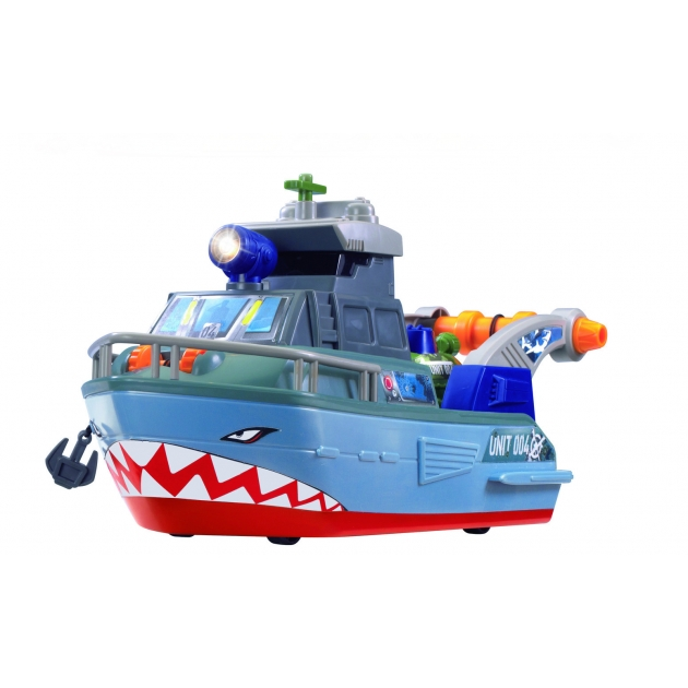 Военный корабль Dickie со световыми и звуковыми эффектами 3308365