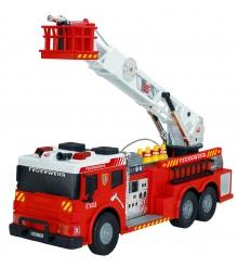 Радиоуправляемая пожарная машина Dickie с аксессуарами огромная 62 см 3442889